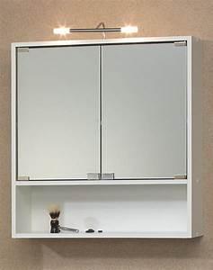 Spiegelschrank Weiß Holz : dreams4home spiegelschrank milano wei m bel badm bel spiegelschr nke ~ Markanthonyermac.com Haus und Dekorationen