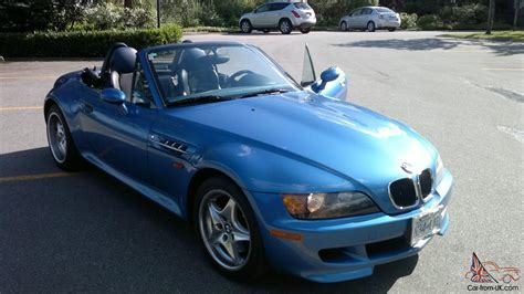 1998 Bmw Z3 M Roadster Convertible 2-door 3.2l
