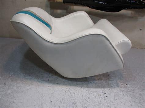 captains chair pedestal seat 98 excel wellcraft 19ssx ebay