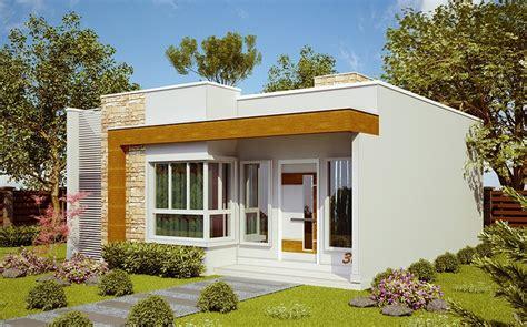 Casa Pequena E Moderna Com 2 Quartos
