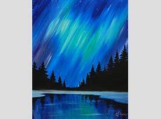 AURORA BOREALIS Aspire Paint Studio