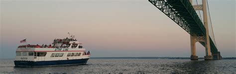 Catamaran Mackinac Island by Mackinac Island Ferry Mackinaw City St Ignace