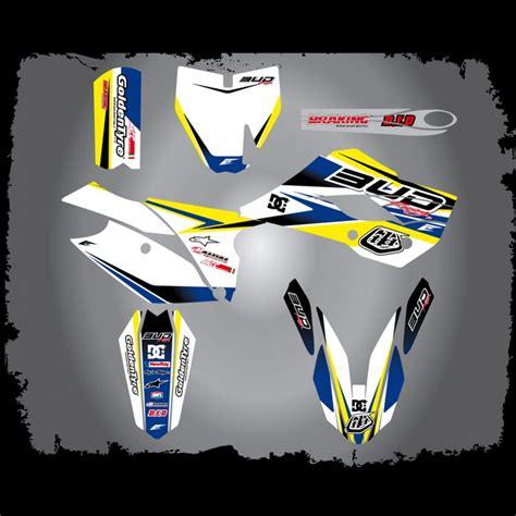 kit deco complet bud racing team replica 12 kxf 250 09 12 bud car interior design
