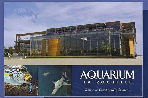 les zoos dans le monde aquarium de la rochelle