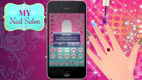 Nail Art Design Game