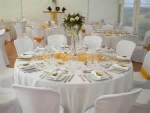 decoration mariage blanc et or decormariagetrnds
