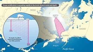 Arctic Ocean acidification | UDaily