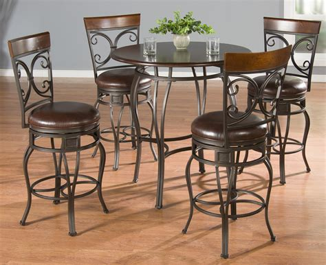 American Heritage Delato 5 Piece Pub Table Set W Treviso. Build Your Own Corner Desk. Cheap High Top Tables. Paper Drawers. Large Desk Blotter. Farm House Table Plans. Bad Desk Posture. 36 Square Dining Table. Small End Tables With Storage