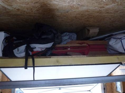 rangement au dessus de la porte du garage 22 messages