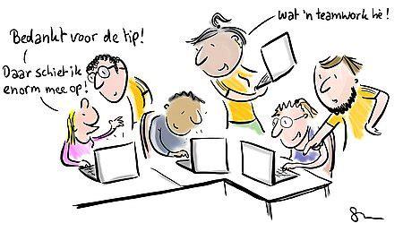 Roeien Uitspraak by Leraren Leren Van Leraren Schoolmakers