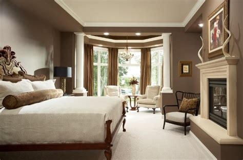 Shadywood Road Residence Master Bedroom Traditional