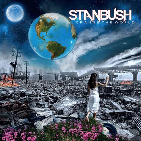 ALBUM REVIEW Stan Bush  Change the World  The Rockpit