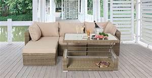 Rattanmöbel Garten Lounge : rattanm bel rattan gartenm bel und rattan lounges kaufen sie g nstig bei uns ~ Markanthonyermac.com Haus und Dekorationen