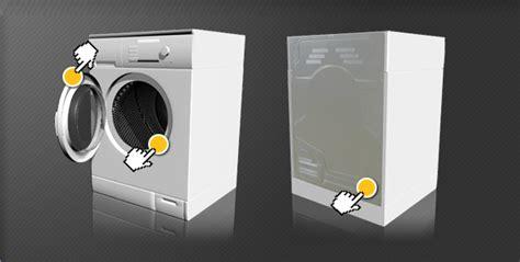 plaque signaletique appareils de lavage