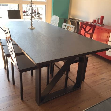 table salle 224 manger design c 233 ramique table ceramique made in