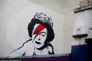 Impact of Banksy blamed for explosion in graffiti in ...