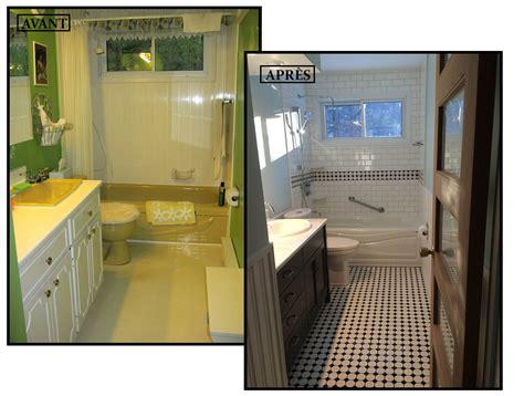 renovation salle de bain avant apres photos de conception de maison agaroth