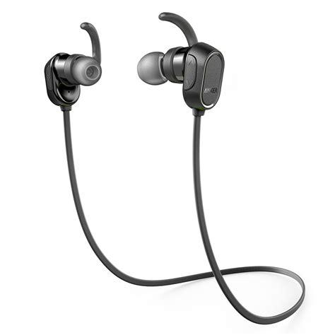 Anker Bluetooth Earphone anker soundbuds sport bluetooth headphone
