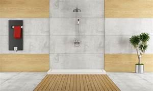 Beton Cire Verarbeitung : comment nettoyer une douche en b ton cir les astucieux ~ Markanthonyermac.com Haus und Dekorationen