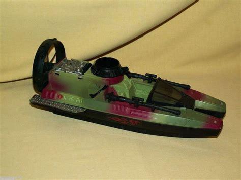 Spider Man Speed Boat by Gi Joe Retaliation Cobra Fang Boat Hasbro 2008 Loose As Is