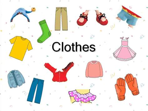 Learning Korean Online Korean Vocabulary Clothes