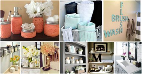 20 Cool Bathroom Decor Ideas That You Are Going To Love