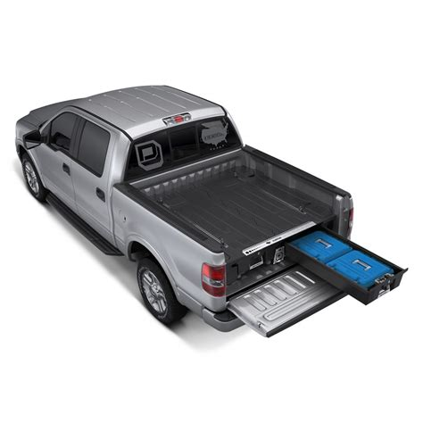 decked 174 ford f 150 5 6 bed 2014 truck bed storage system