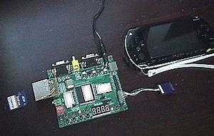 Flash, SD, MMC converter for PSP to allow 32GB solid ...
