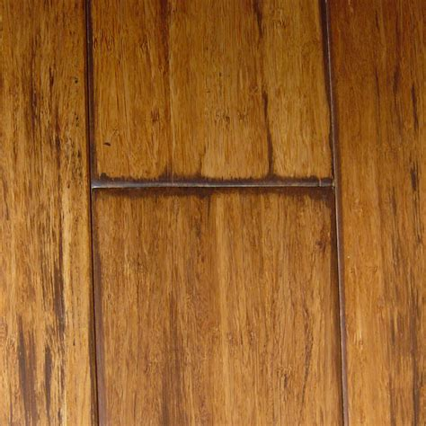 distressed carbonized strand woven bamboo 171 u s floor