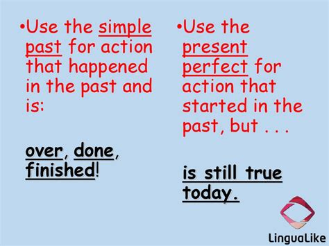 Past Simple Vs Present Perfect Exercises Online  1000 Ideas About Present Perfect On Pinterest