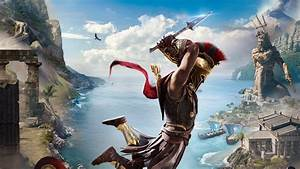 Assassin's Creed Odyssey on PS4, Xbox One, PC   Ubisoft (CA)