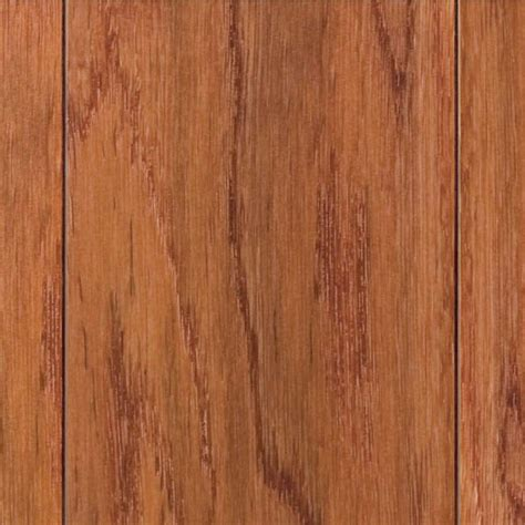 millstead oak 3 4 in thick x 2 1 4 in wide x random length solid real hardwood