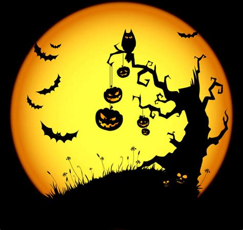 Halloween Desktop Hd Wallpapers