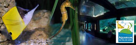 aquarium du val de loire promoparcs