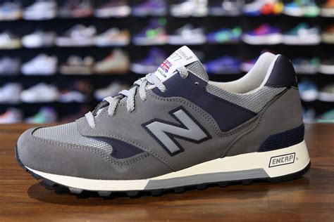 New Balance Made In England 577  Greynavy  Sole Collector