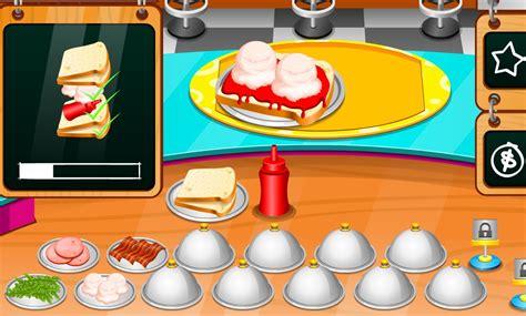free sandwich et vite with jeux gratuits pour garcon