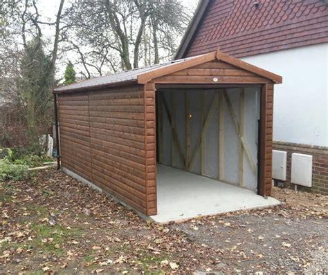 Timber Garages  Wooden Garages  Timber Buildings