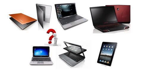 tablette vs pc portable vs netbook vs ultraportable e choix