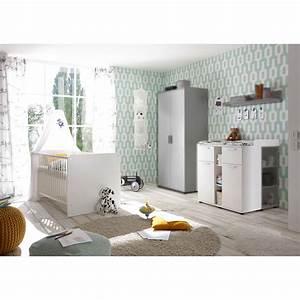 Regal über Bett : babyzimmer bibo kinderzimmer set schrank bett kommode regal in wei ebay ~ Markanthonyermac.com Haus und Dekorationen