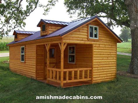 amish built storage sheds kentucky amish made cabins amish made cabins cabin kits log