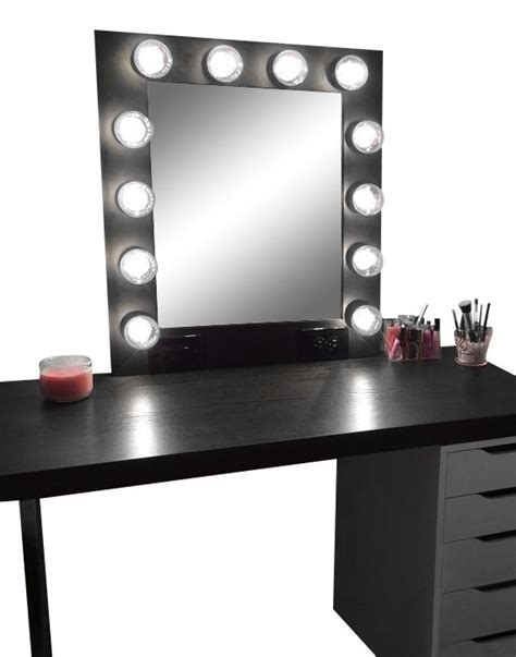 25 best ideas about black makeup vanity on