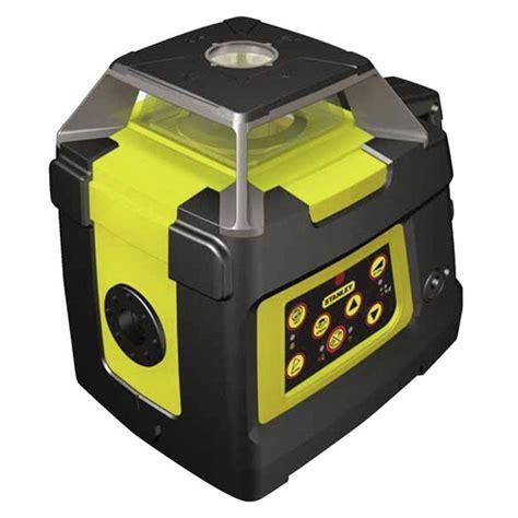 niveau laser rotatif int 233 rieur ext 233 rieur rlhv stanley bricozor