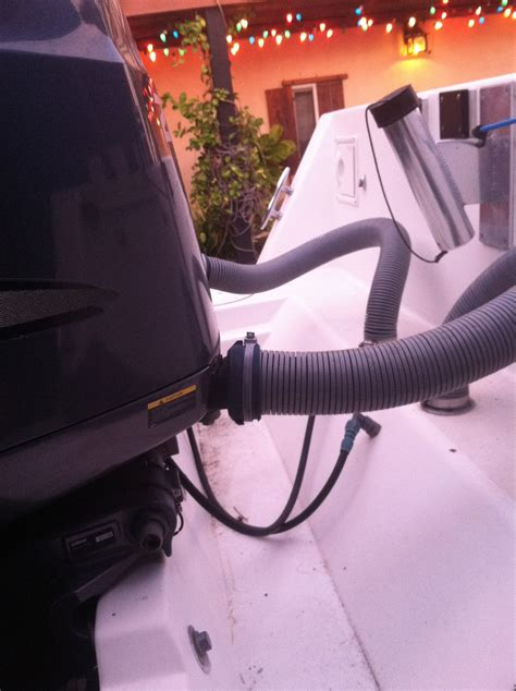 Boat Rigging Tubes by Yamaha Rigging Tube Grommet The Hull Truth Boating And