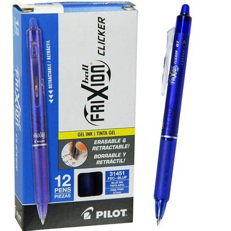 Pilot 31451 FriXion Ball Clicker 07 mm Retractable