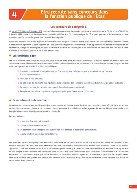 modele fiche de poste redacteur fonction publique territoriale document