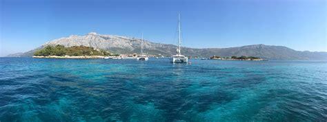 Catamaran Charter Kroatien by Yachtcharter Kroatien Mit Ultra Segelyacht Katamaran