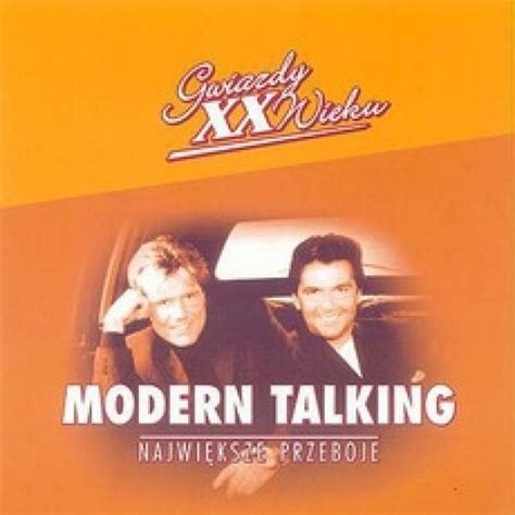 gwiazdy xx wieku modern talking mp3 buy tracklist