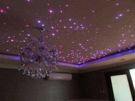 fiber optic lights quot ceiling fiber with special fiber strands chandelier quot buy ceiling