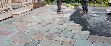 deck bar mount airy md mount airy md paver driveway pennsylvania flagstone