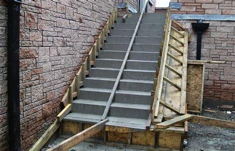 escalier beton conseils de prix conseils pour la finition
